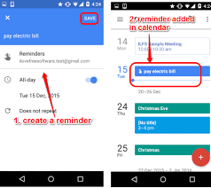 add reminder in android add to dos to your calendar using reminder feature android