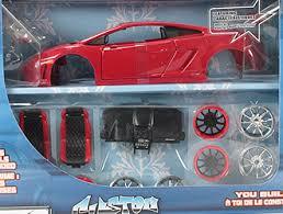 lamborghini diecast model cars lamborghini gallardo lp560 4 diecast model car kit by maisto 39352r