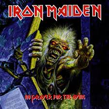 Iron Maiden Flag Iron Maiden Angry Young And Poor