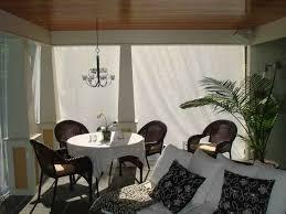 patio screens creating magnetic screen doorways