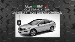 honda accord fob battery how to replace honda crosstour key fob battery 2010 2011