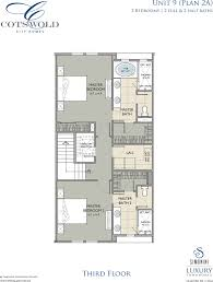 2 Master Bedroom Floor Plans Cotswold Simonini Homes