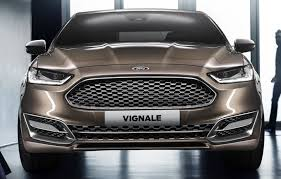 2016 ford mondeo vignale review release and price usautoblog