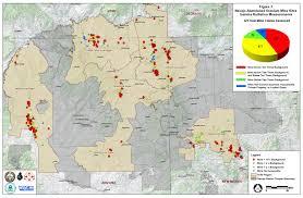 Navajo Reservation Map Agencies Cite Progress Work Still Remaining On Navajo Uranium