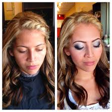 Wedding Hair Extensions Before And After by Hair And Makeup Before And After Makeup Vidalondon