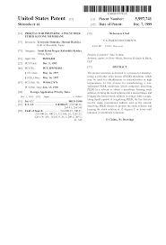patent us5997741 process for preparing a polyether ether ketone