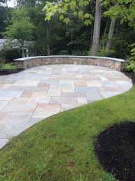 Bluestone For Patio by Patio U0026 Walkway Installation And Construction Manning Tree