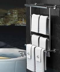 Gatco Bathroom Gatco Latitude Wall Mount Hotel Towel Valet