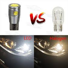 lexus yellow fog light capsule 2x high power white led bulbs reverse backup light t10 168 192 ebay