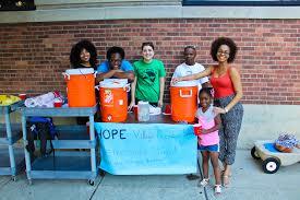 Hope Gardens Family Center Community Focus Hope