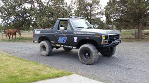 prerunner bronco bumper desert bronco part 2 marc sorger finishes his off road race