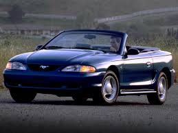 98 ford mustang gt convertible car autos gallery