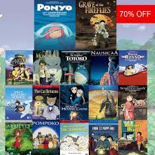 ghibli film express ghibli 17 movie dvd collection https twittyllc com