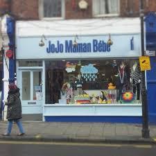 Jojo Meme Bebe - rainbow window at jojo maman jojo maman b礬b礬 office photo