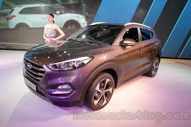 is hyundai tucson a car hyundai tucson hyundai elantra to launch in 2016