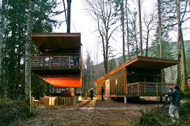 Prefabricated Cabins And Cottages by Best Of Method Modular Prefab Installs Method Homes