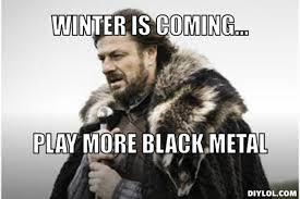 Black Metal Meme Generator - metal memes metal music forum page 5