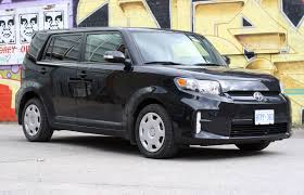 car review 2015 scion xb driving