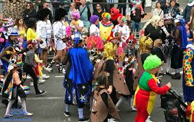 carnaval de tenerife tourist festival of international interest