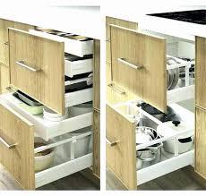 tiroirs de cuisine tiroir coulissant meuble cuisine beautiful meuble tiroir cuisine