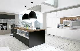 cuisine wellmann contemporary kitchen wooden island lacquered 107 alva