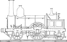 clipart steam train engine