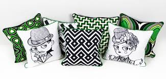 Contemporary Throw Pillows For Sofa by Modern Throw Pillows