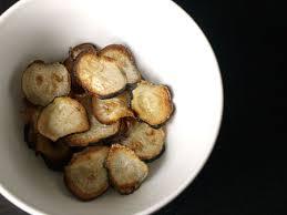 cuisiner du radis noir chips de radis noir sainbiosis