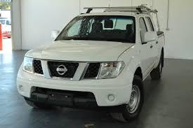nissan patrol nismo silver nissan patrol gu dual cab ute for sale graysonline