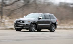 jeep cherokee gray 2017 2017 jeep grand cherokee in depth model review car and driver