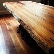 cedar farmhouse dining table home table decoration