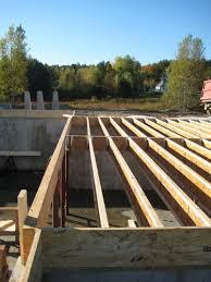 How To Frame Floors With Tji Floor Joists House Floor Joists Construction