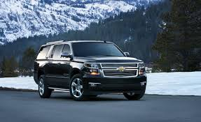 chevy suburban 2015 chevrolet suburban first drive u2013 review u2013 car and driver