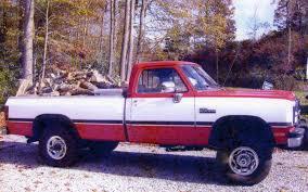 Dodge Ram 92 - dodge ram 250 information and photos momentcar