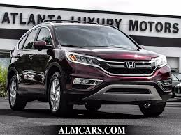 honda cr 2015 used honda cr v awd 5dr ex l at alm gwinnett serving duluth