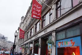 ten interesting facts and figures about hamleys the oldest toy