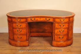 Kidney Bean Shaped Desk Https Www Canonburyantiques Cs Desks 1 Regency Kidney Bean