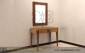 Tempat Jual Cermin Hias Di Jakarta meja rias minimalis jati cermin ukir palembang harga murah mebel
