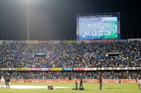 australia s difficult tour of india ends with a washout of the