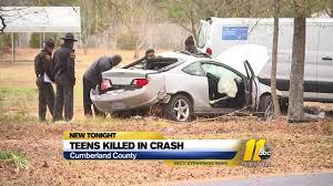 speeding a factor in crash that killed 2 fayetteville teens