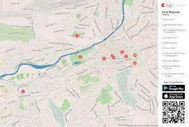 Map Central Park Cluj Napoca Printable Tourist Map Sygic Travel