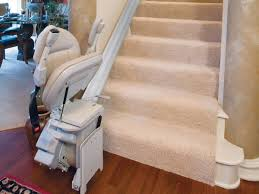 curved stair lifts vs straight stair lifts extended home living