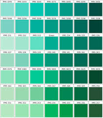 mint green pantone pantone greens my favorite color palette in the whole wide
