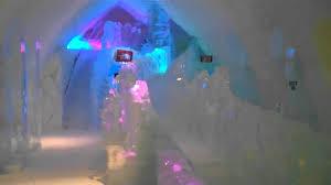 Hotel De Glace Canada by Hôtel De Glace Ice Hotel Québec 2011 Youtube