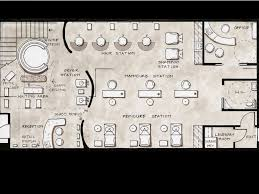 day spa floor plans my dream salon by shasti stupka