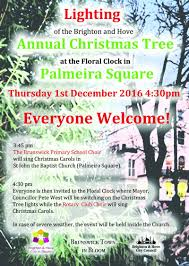 lighting of the christmas tree 1st dec at 4 30pm u2013 the friends of