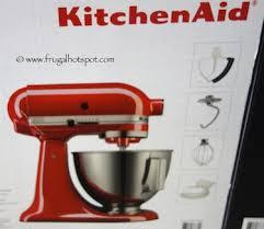 kitchenaid mixer amazon black friday costco sale kitchenaid 4 5 qt tilt head stand mixer 199 99
