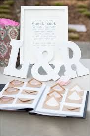 creative guest book ideas mini envelope guestbook idea weddingguestbook budgetwedding