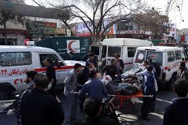 Taliban Flag Taliban Ambulance Bomb Kills Dozens In Kabul World The Times