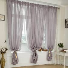 Fabric Drapes Window Cute Windows Decor Ideas With Window Sheers U2014 Lamosquitia Org